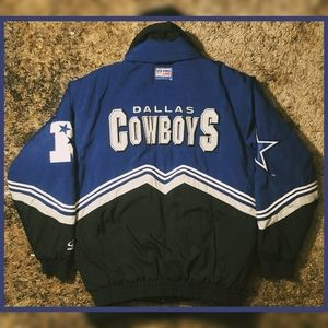 Vintage Logo Athletic Dallas Cowboys Jacket